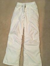 Women's Millennium Three M3 White Ski/Snowboard pant size Small/S