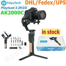 Feiyu AK2000C 3-Axis handheld Gimbal Stabilizer For Canon Nikon Sony camera SLR