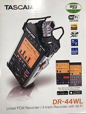 Tascam - DR-44WL - Portable Handheld Rekorder mit Wi-Fi