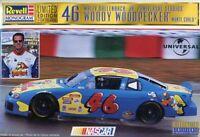 Revell Monogram 1:24 46 Woody Woodpecker Monte Carlo NASCAR Limited Kit #4132
