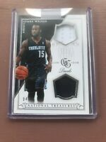 Kemba Walker Patch Card - National Treasures 2013/14 - #84/99