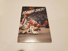 Rs20 Bc Lions 1981 Cfl Football Pocket Schedule - Labatt's/Nw/98