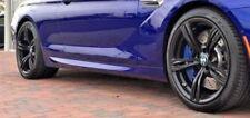 "BMW F12 F13 F06 M6 FEO Genuine Style 433 20"" M Double Spoke Wheels Jet Black New"