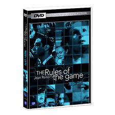 La Regle Du Jeu, The Rules of the Game (1939) DVD - Jean Renoir (New All )