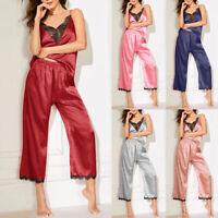Women Lace-Like Silk Pyjamas Lace Skirt Sexy Skirt Pajamas Suspender Sleepwear