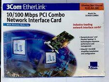 3C905B-COMBO 3COM FAST ETHERLINK XL PCI  10/100 BASE COMBO - Network Adapter