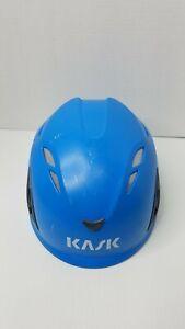 KASK Blue Climbing Work/Rescue Helmet Type 1 Class C ANSI Superplasma HD