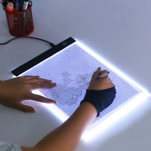Drawing 3 Level Dimmable Led Copy Pad Board Painting Education Toys for Children