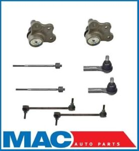 00-05 Saturn L100 L200 LW Lower Ball Joint Inner Outer Tie Rods Sway Bar Links