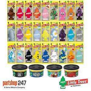 Magic Tree Little Trees Air Freshener Freshner Fragrance Scent Car Home Office