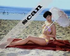 Yvonne Craig as BATGIRL BATMAN 60's tv show SEXY LEGS 8X10 PHOTO #1621