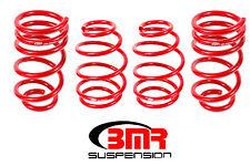 """BMR Suspension SP025, Lowering Spring Kit, Set Of 4, 1.4"""" Front, 1"""" Rear, V8"""