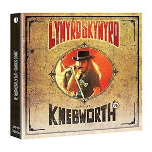 Lynyrd  Skynyrd - Live at Knebworth '76 - CD/DVD