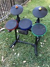 PlayStation 3 Guitar Hero 6 Warriors Of Rock Wireless Drum Set - RockBand