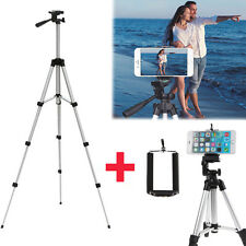 Professional Camera Tripod Stand Holder Mount for iPhone Samsung Cell Phone &Bag