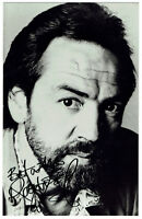 Robert Lindsay - original signiertes  Foto - signed Autogramm in Person
