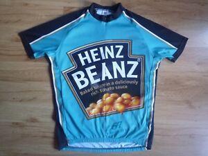 Foska Heinz Beanz Cycling Jersey