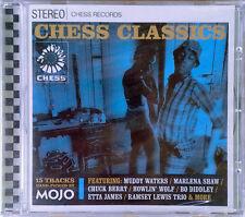 MOJO - CHESS CLASSICS - U.K. CD - 2005 - MUDDY WATERS, CHUCK BERRY - SEALED