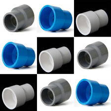 PVC Water Socket Pipe Fittings Reducing Coupling Solvent Weld Big End-Small End