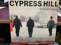 "Cypress Hill LATIN LINGO 12"" 1992 COLUMBIA 74478"