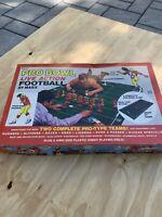 Vintage MARX Pro Bowl Live Action Football Game With Original Box RARE Playset