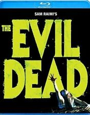 The Evil Dead Regions 1 4 Blu-ray by Sam Raimi