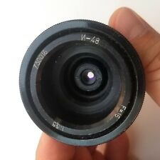 Extremely rare Russian Prototype LOMO I-48 cinema lens 16mm f3.5 The one on ebay
