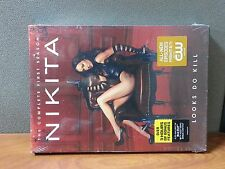 Nikita: The Complete First Season (DVD, 2011, 5-Disc Set)  BRAND NEW w/Slipcover
