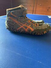 Asics Agressor 2 Wrestling Shoes Sz8 (Rare Color)