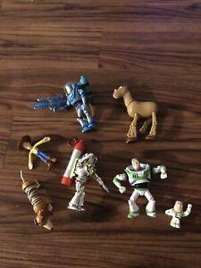 Disney Pixar Toy Story Toys Lot