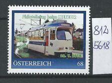 Österreich PM personalisierte Marke Philatelietag METEOR WIEN 8125618 **