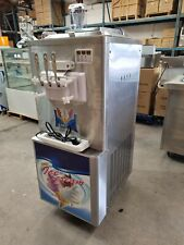 More details for commercial new super ice cream machine 2+1 flavors catering equipment single pha