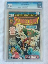 CGC 9.4  Marvel Spotlight #26 The Scarecrow Howard Chaykin Cover Comic Deathques