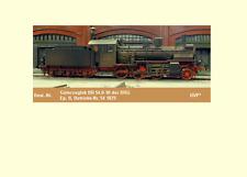 Brawa -H0-AC- 40487 Güterzug-Dampflok 54.8-10 DRG Ep2 Messemodell Digital
