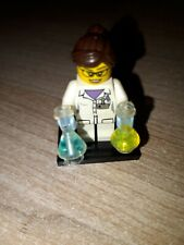 Lego Figurine Collection Serie 11 Scientifique