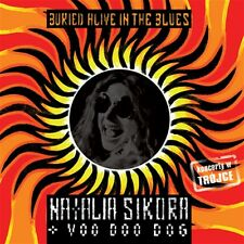 CD NATALIA SIKORA Buried Alive In The Blues VOO DOO DOG Koncerty w trójce