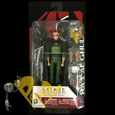 "BATMAN Animated Series RAS AL GHUL 6"" Action Figure DC Collectibles NEW!"