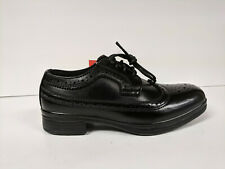 Deer Stags Ace Black Dress Shoes Youths 13.5