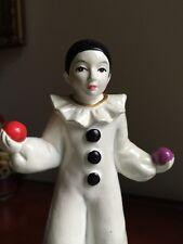 "Gorham Pierrot Clown Music Box Japan - Korea ""The Way We Were"""
