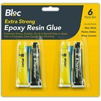Epoxy Resin Glue Extra Strong Adhesive Super Bond Hardener Metal Plastic Wood