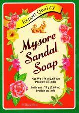 1X MYSORE SANDALWOOD SOAP