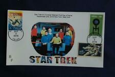 Star Trek Enterprise Stamp Combo Fdc Bullfrog Sc#5134 11566 W/1331,1919