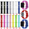 iWatch Strap Wristband Protective Case for Apple Watch Series 4 3 2 1 40mm/44mm