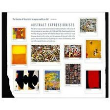 US Scott 4444 2010 44c Abstract Expressionists MNH sheet of 10 PO fresh