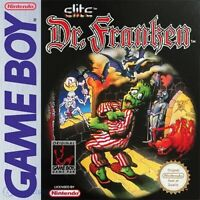 Nintendo GameBoy Spiel - Dr. Franken mit OVP