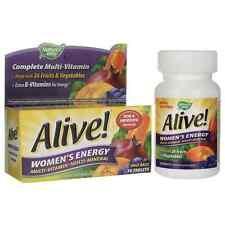 Nature's Way Alive! Women's Energy Multi-vitamin Mult 50 Tabs