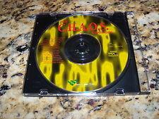 The C.H.A.O.S. Continuum (PC, 1993) Game Windows
