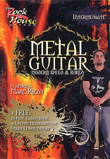 Metal Guitar Modern Speed & Shred Featuring Marc Rizzo Intermediate Music DVD