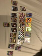 Unbroken Bonds Lot Of Gx, Full Art, And Secret Rares. Also Some Other Ex/Gx
