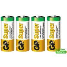 4 x GP LR1 Bulk 1.5V Alkaline Batteries MN9100 Bite Alarm N 910A E90 KN